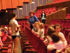 Przedszkolaki w Kieleckim Teatrze Tańca