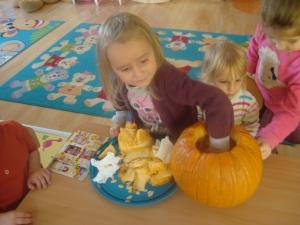 Halloween - nasze przygotowania