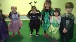 bal halloween w przedszkolu