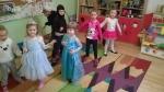 tańce przedszkole