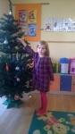ubieranie choinki przedszkole