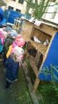 przedszkolaki na wycieczce