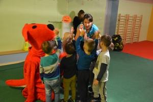 Przedszkoliada - wizyta Kangura