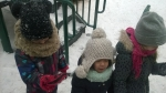 zabawy zimowe przedszkole