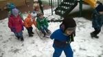 zabawy zimowe